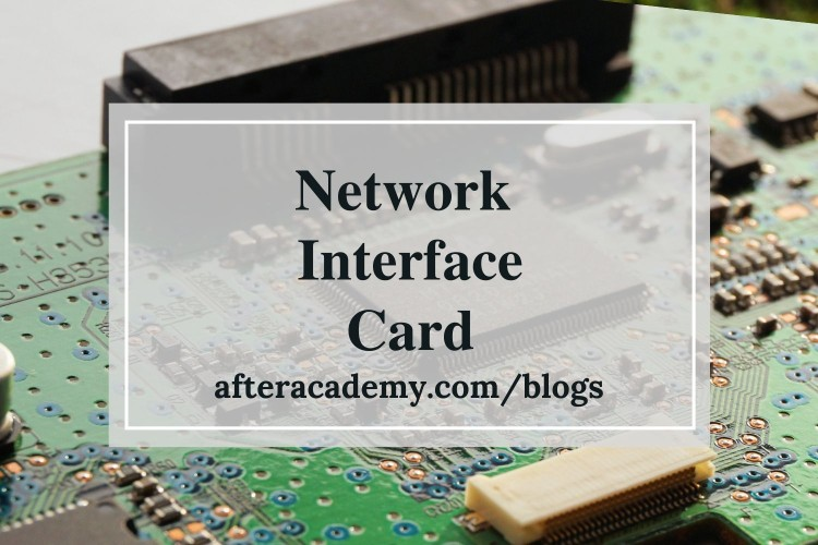 What is a NIC(Network Interface Card)?