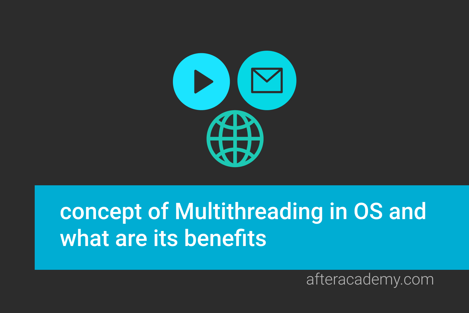 What is the concept of Multithreading in OS and what are its benefits?