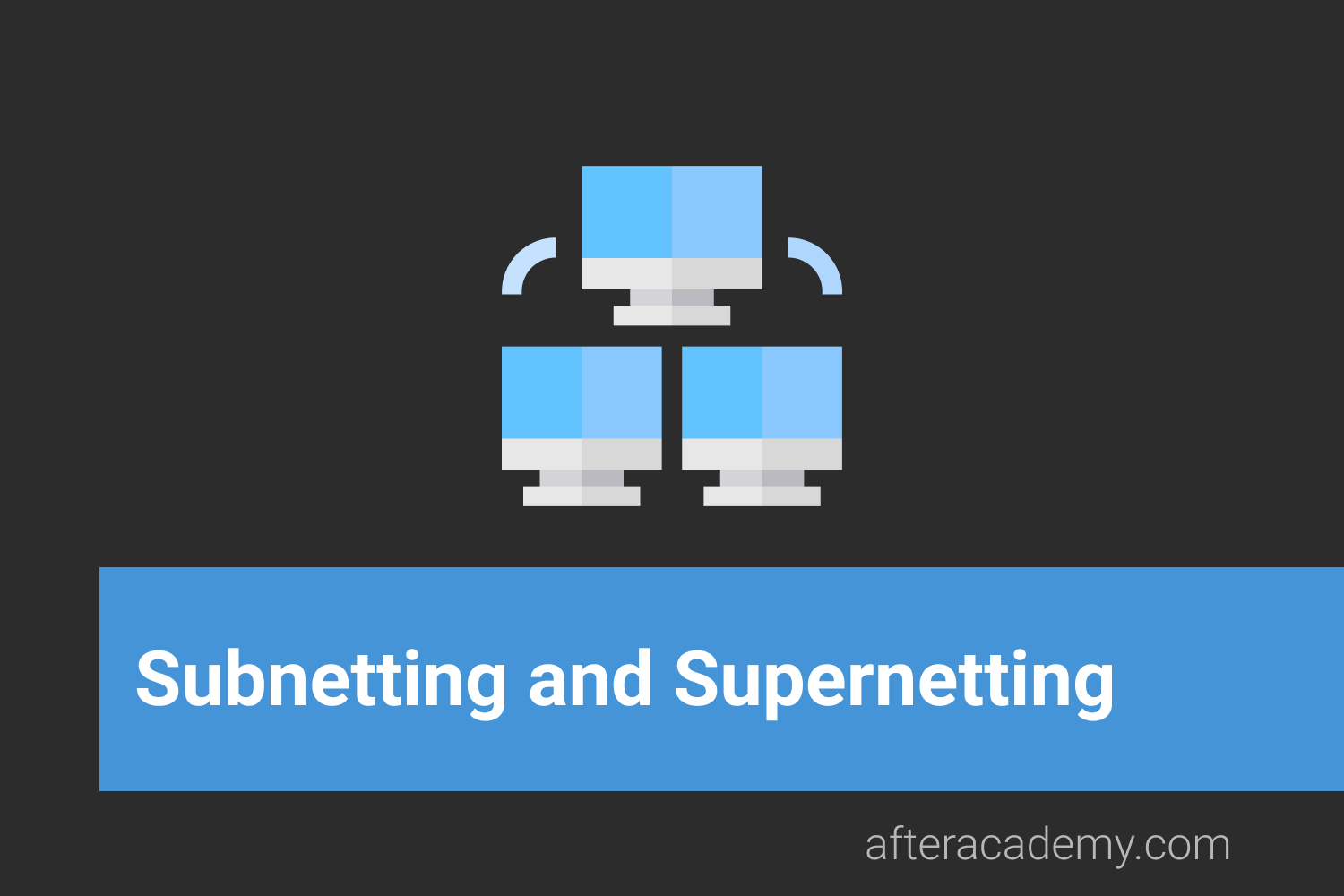What is the concept of Subnetting and Supernetting?