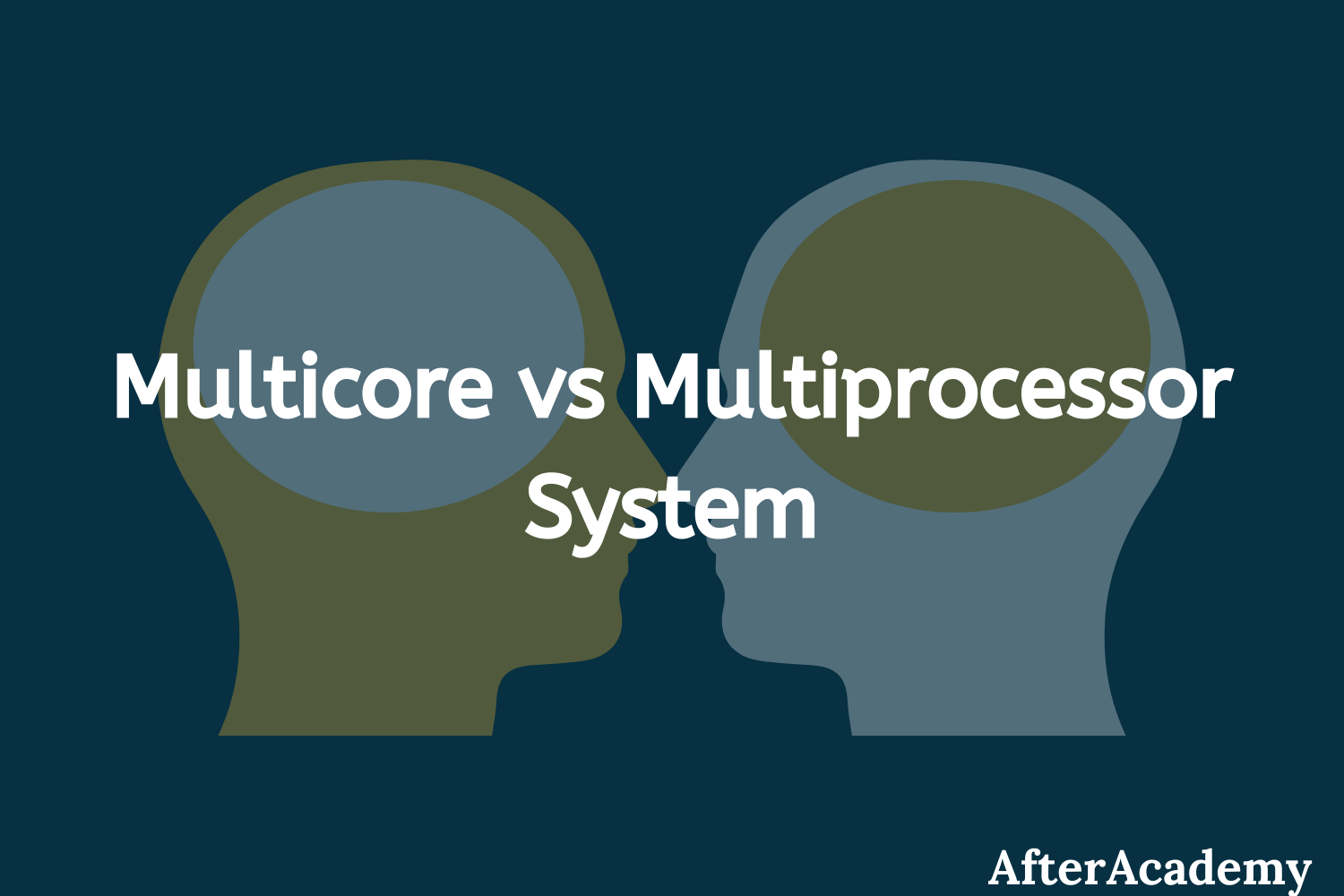 What is the difference between a Multicore System and a Multiprocessor System?