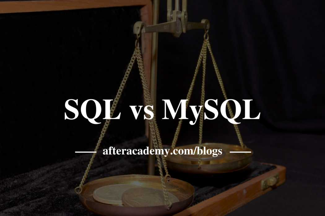 What is the difference between SQL and MySQL?
