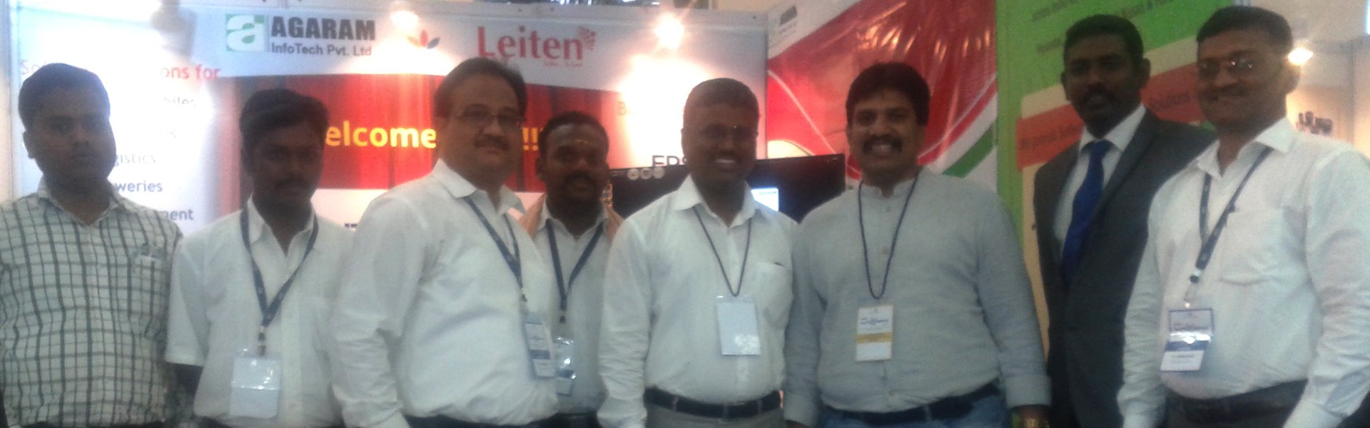 Agaram InfoTech participated as an exhibitor in the event AUTOSERVE - Agaram InfoTech