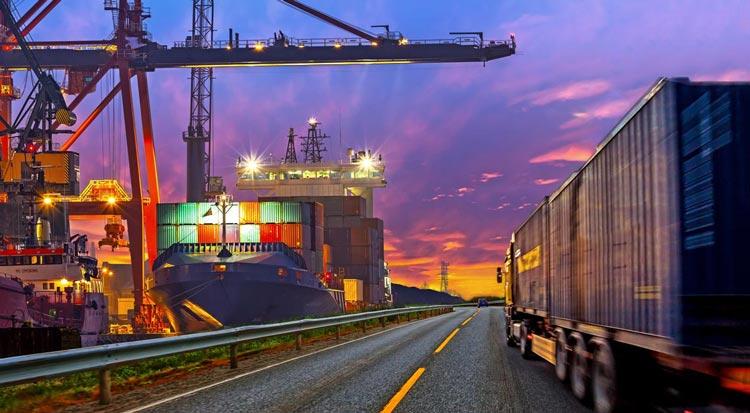 Redefining Logistics with ERP - Agaram InfoTech