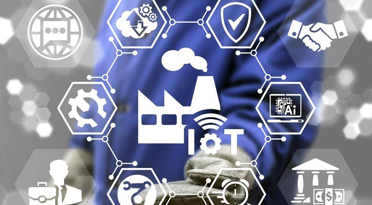 The Role of IOT in the future of Manufacturing - Agaram InfoTech