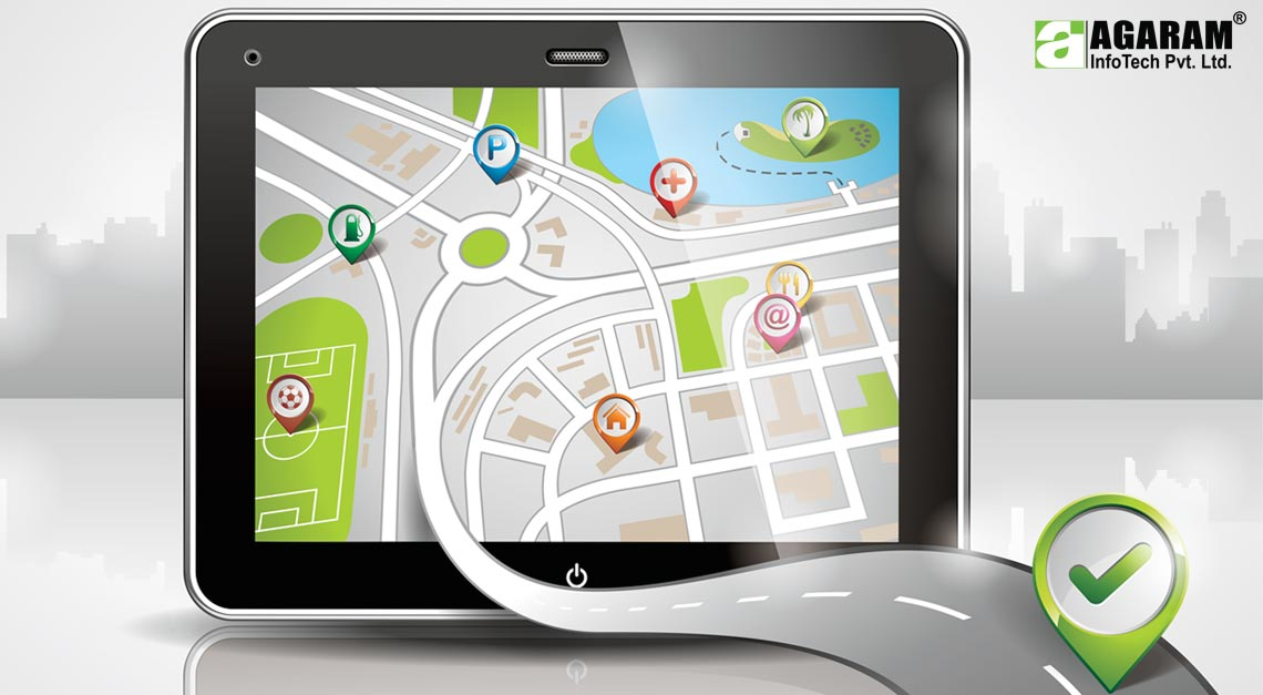 Empower your Logistics Service with Route Optimization - Agaram InfoTech