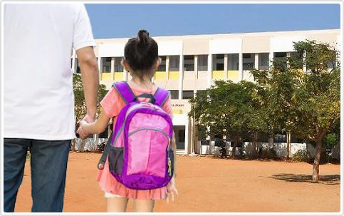 Visitor Management at School - Agaram InfoTech