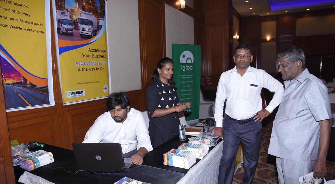 Agaram Participates KGTA, Bangalore
