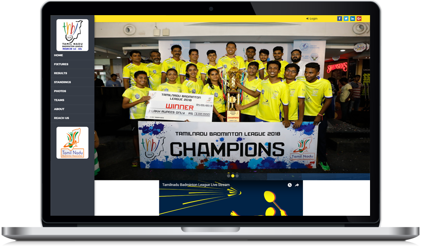 Tamil Nadu Badminton League