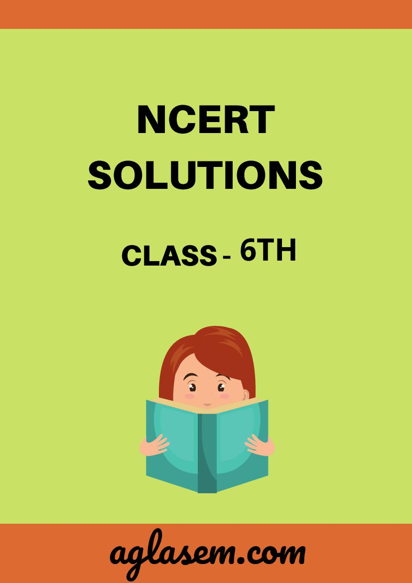 NCERT Solutions Class 6 Science Chapter 8 Body Movements