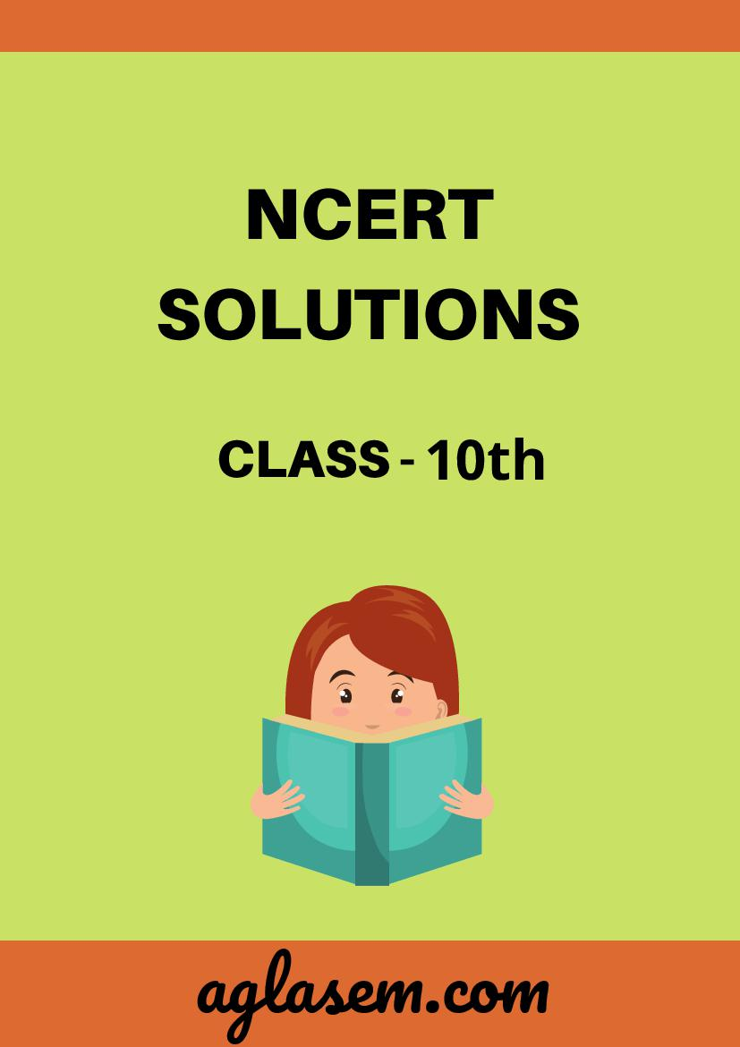 NCERT Solutions for Class 10 Hindi Chapter 1 पद