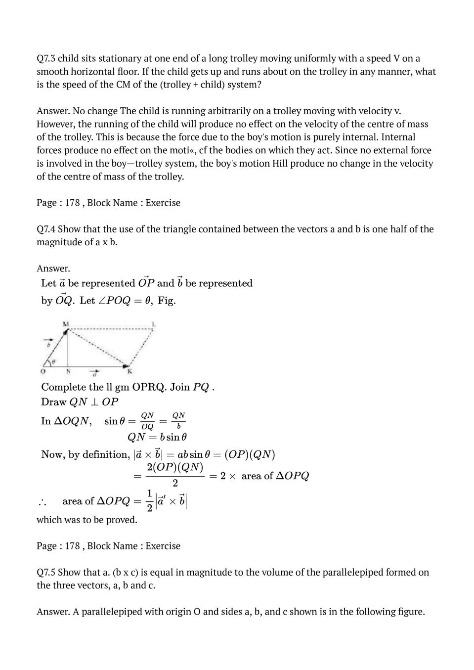 NCERT Solutions for Class 11 Physics Chapter 8 Gravitation