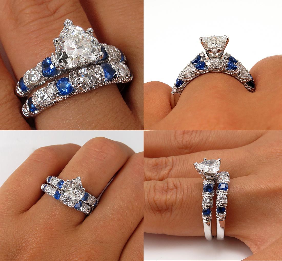 diamond your white top ring rings wedding and ideas best on magazine blue instagram for