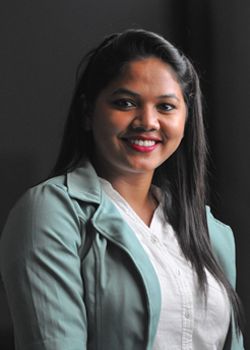 Anila Andezhath (Associate Manager � HR)