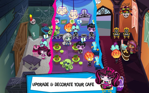 Monster High Minis Mania Game Free Offline Download Android Apk Market
