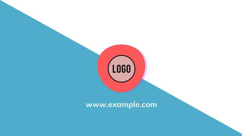 Colorful Flat - Logo