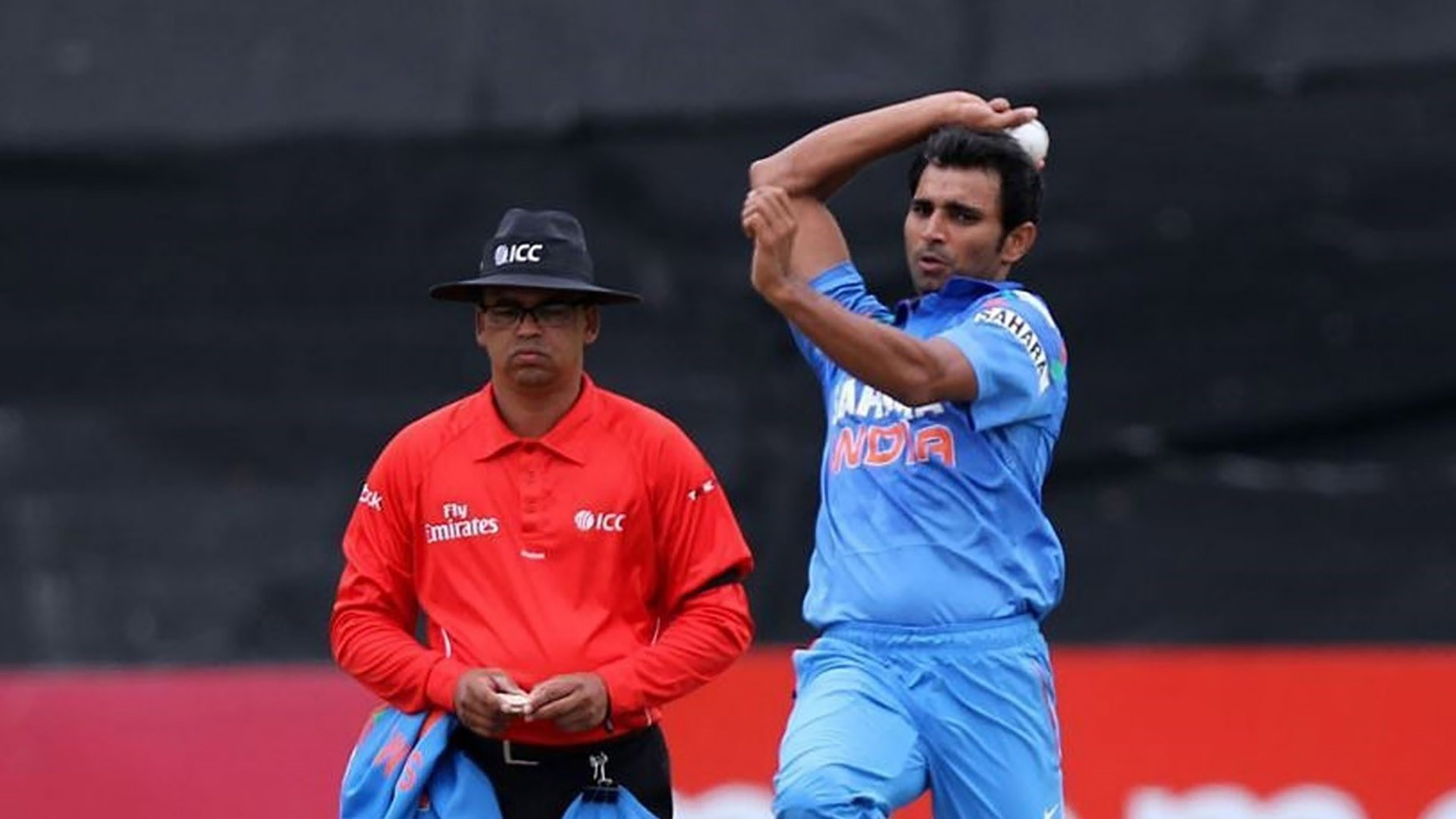 Mohammed Shami made his ODI debut against Pakistan