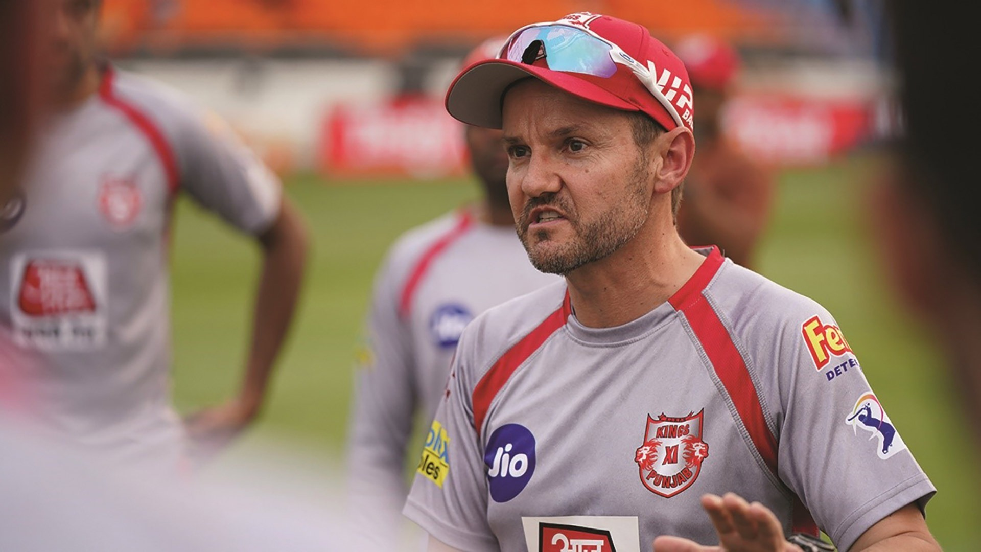 Mike Hesson leaves his role as Kings XI Punjab coach.
