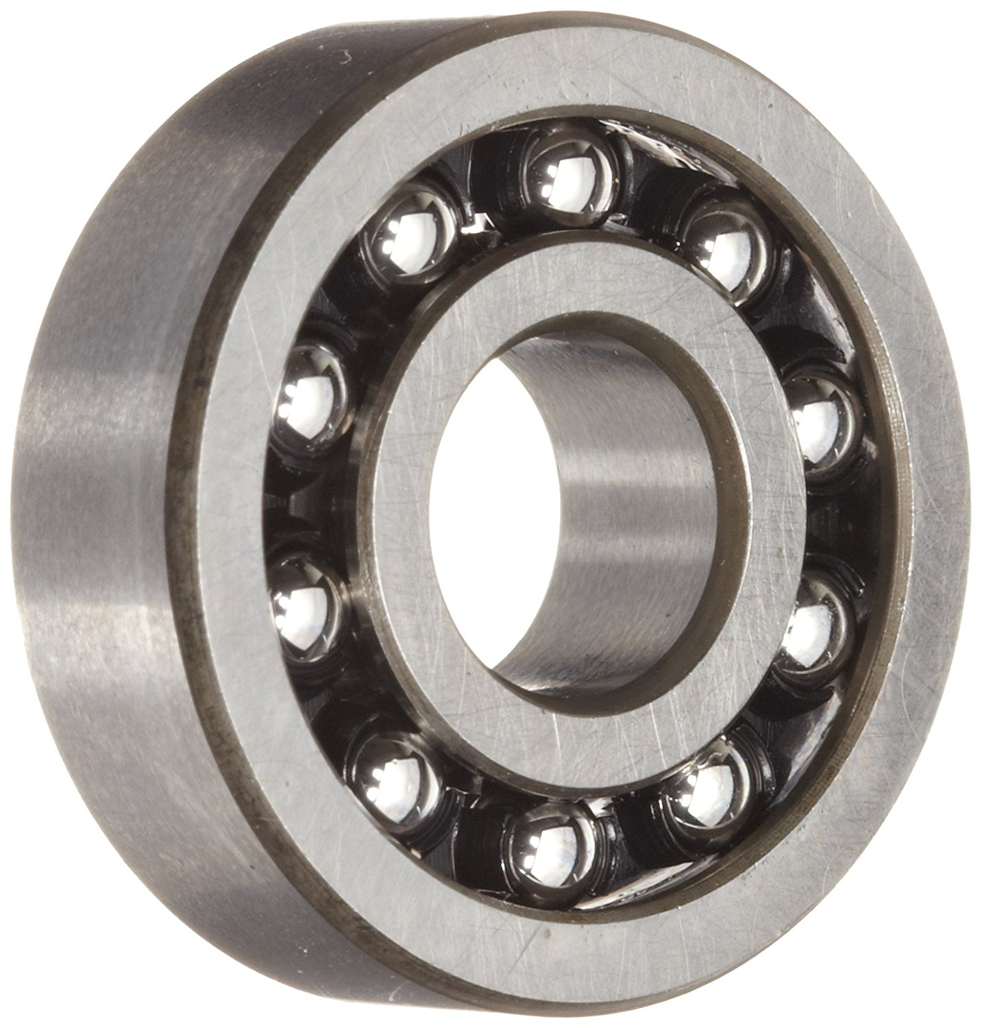 FAG 1206TV Self-Aligning Ball Bearing (Inside Dia - 30mm, Outside Dia - 62mm)