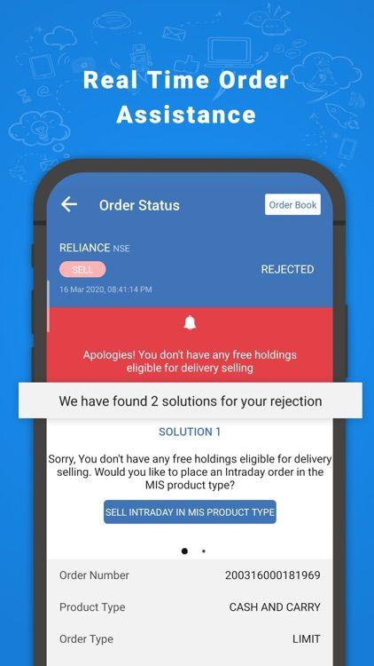 Samco Stock Note App