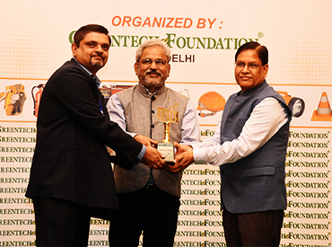 17th Annual Greentech Safety Award 2018