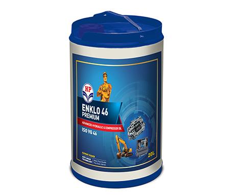Hydraulic Oil 46   HP EMKLO FRDU Hydraulic Oil 46   HP