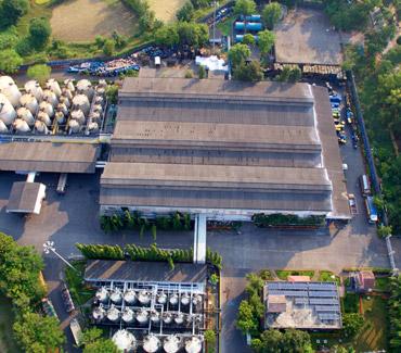 Silvassa Blending Plant Drone POV