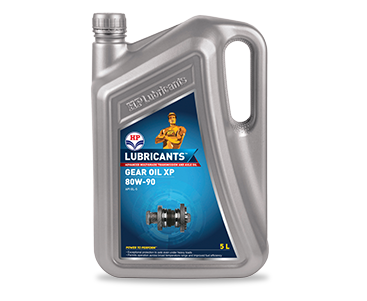 HP GEAR OIL EP 80, 90, 140