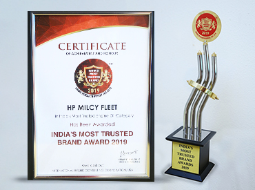 India's Most Trusted Brand Award 2019
