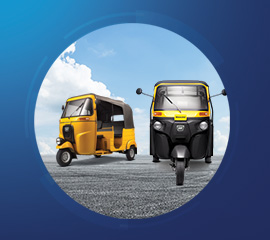 Auto Rickshaw (Three Wheeler) Engine Oils