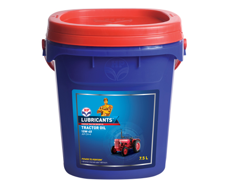 Tractor Engine Oil | HP Premium Tractor Engine Oil 15W40