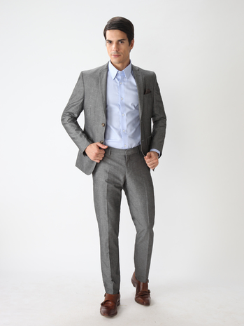 Buy Mens Readymade Formal Suits Online In India Tailorman
