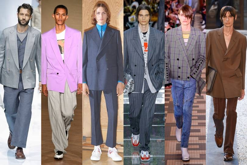 Menswear trends in spring-summer 2019 - Article | ATG