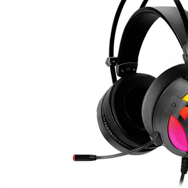 Ant Esports H909 HD RGB LED Gaming Headset