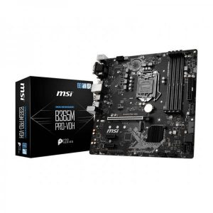 MSI B365M PRO-VDH - Motherboard