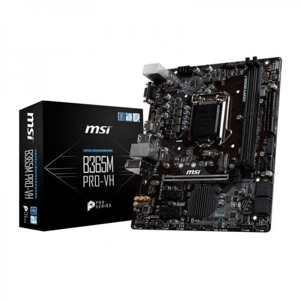 MSI B365M PRO-VH - Motherboard