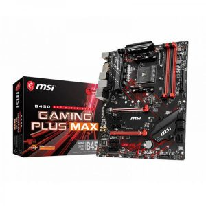 MSI B450 GAMING PLUS MAX Motherboard