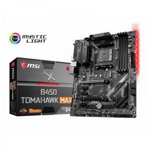 MSI B450 -TOMAHAWK MAX Motherboard