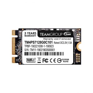 TEAMGROUP MS30 M.2 2242 128GB high Speed SATA SSD
