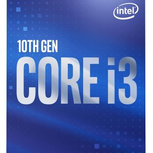 Intel Core i3-10100 Desktop Processor 4 Cores up to 4.3 GHz
