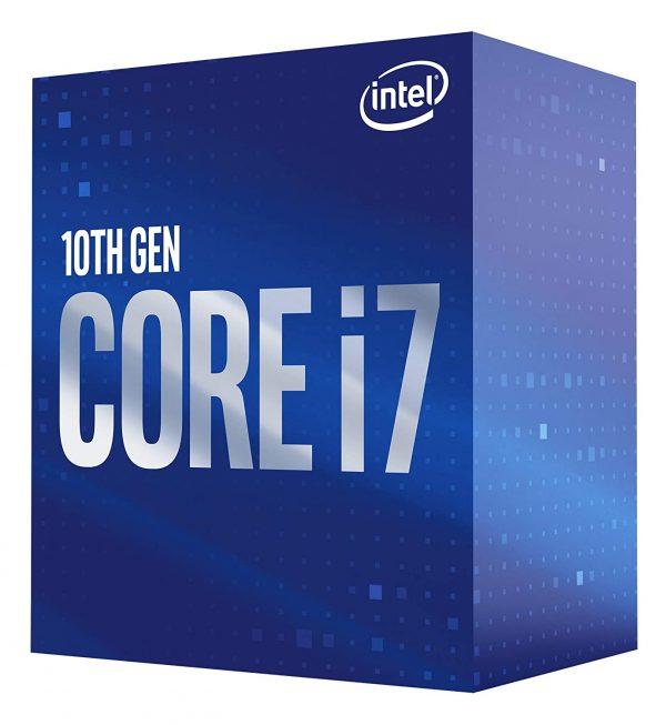 Intel Core i7-10700 Desktop Processor 8 Cores up to 4.8 GHz LGA 1200