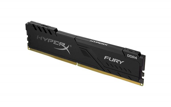 HyperX Fury 8GB (8GBx1) DDR4 3200MHz Black Desktop Ram