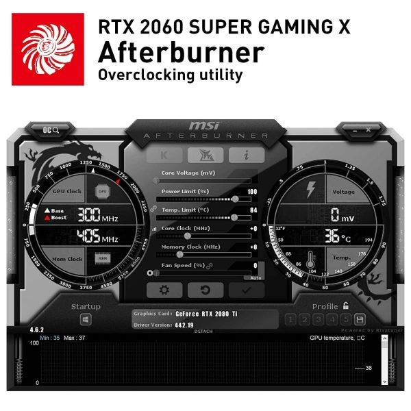 msi gaming x rtx 2060 super