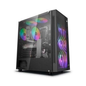 Deepcool Matrexx 55 Mesh ADD-RGB 4F (Black)