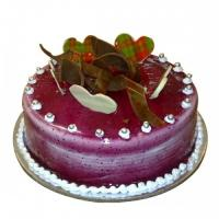 1 kg Pink Jelly Cake