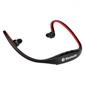 M&m Zk-s9 Wireless In The Ear Bluetooth Headset - Red