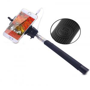 Ksj Selfie Stick With Aux Cable For Blackberry Mobiles