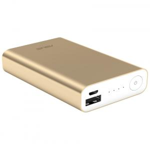 Asus Golden Zen Power Bank With Usb Cable