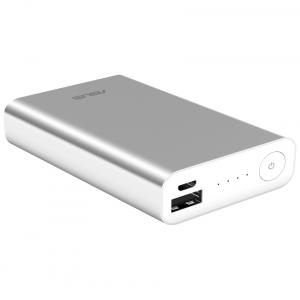 Asus Silver Zen Power Bank With Usb Cable