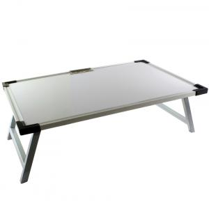 Radius Heavy Duty Foldable Study Table Cum Laptop Table With White Board