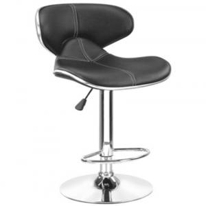 Exclusive Furniture Black Metal Kitchen And Bar Stool